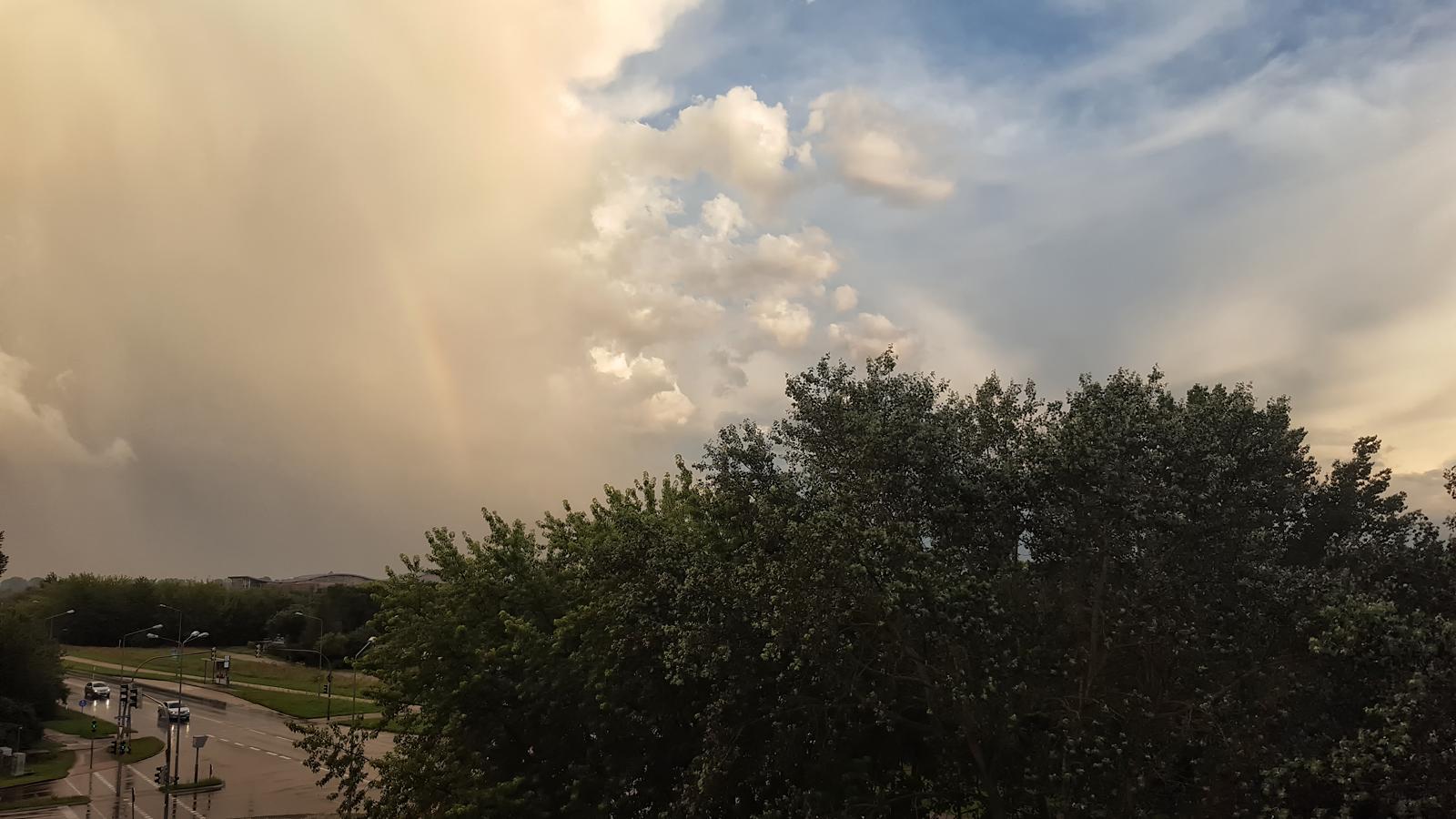 kleiner Regenbogen