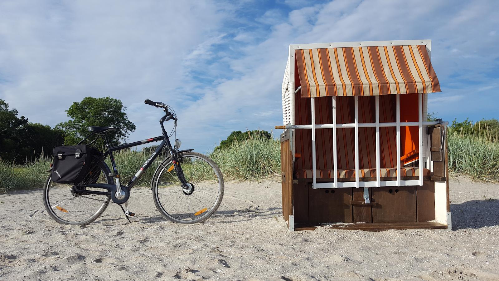 Strand in Greifswald-Eldena