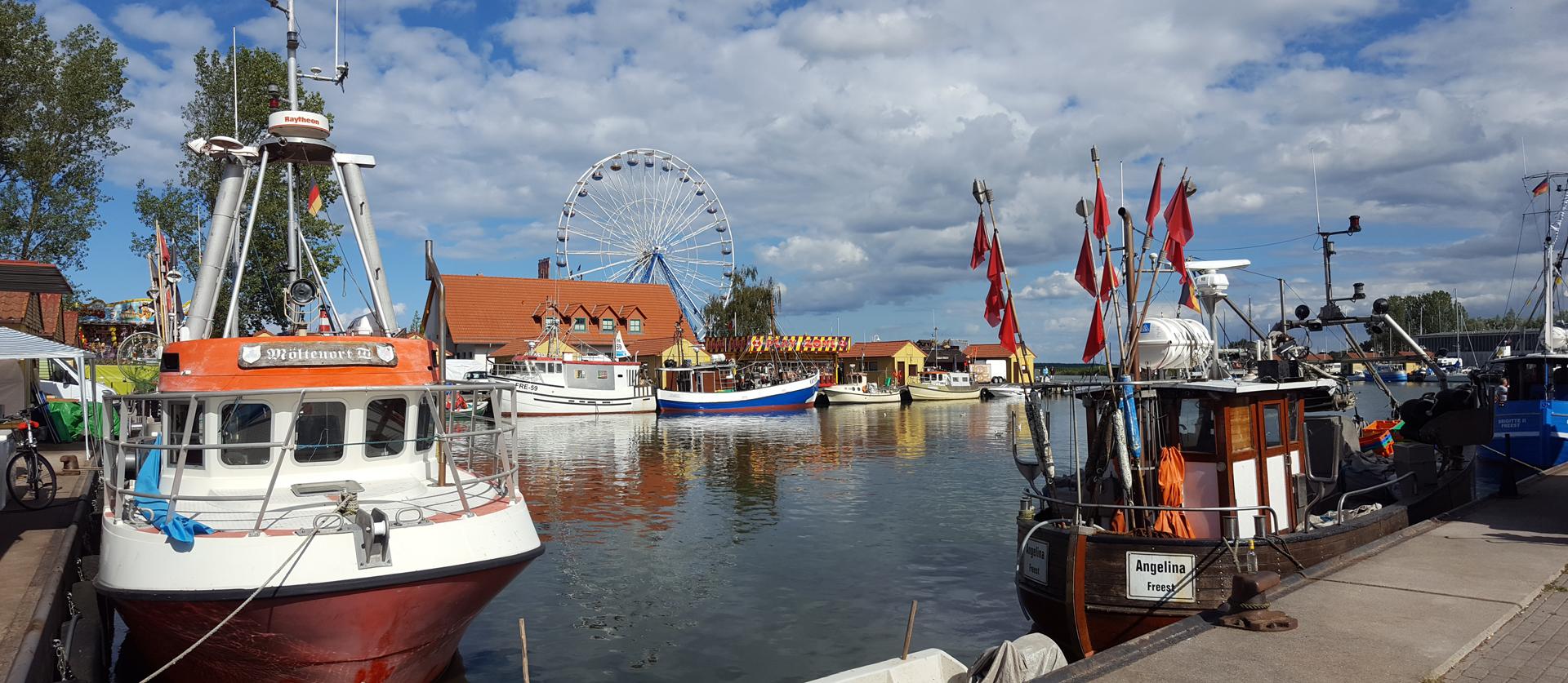 Fischerfest in Freest
