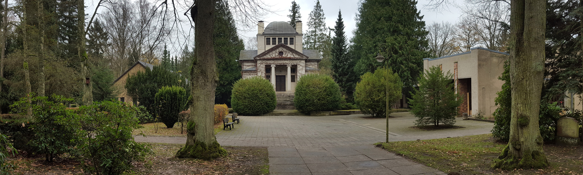 Friedhof Greifswald