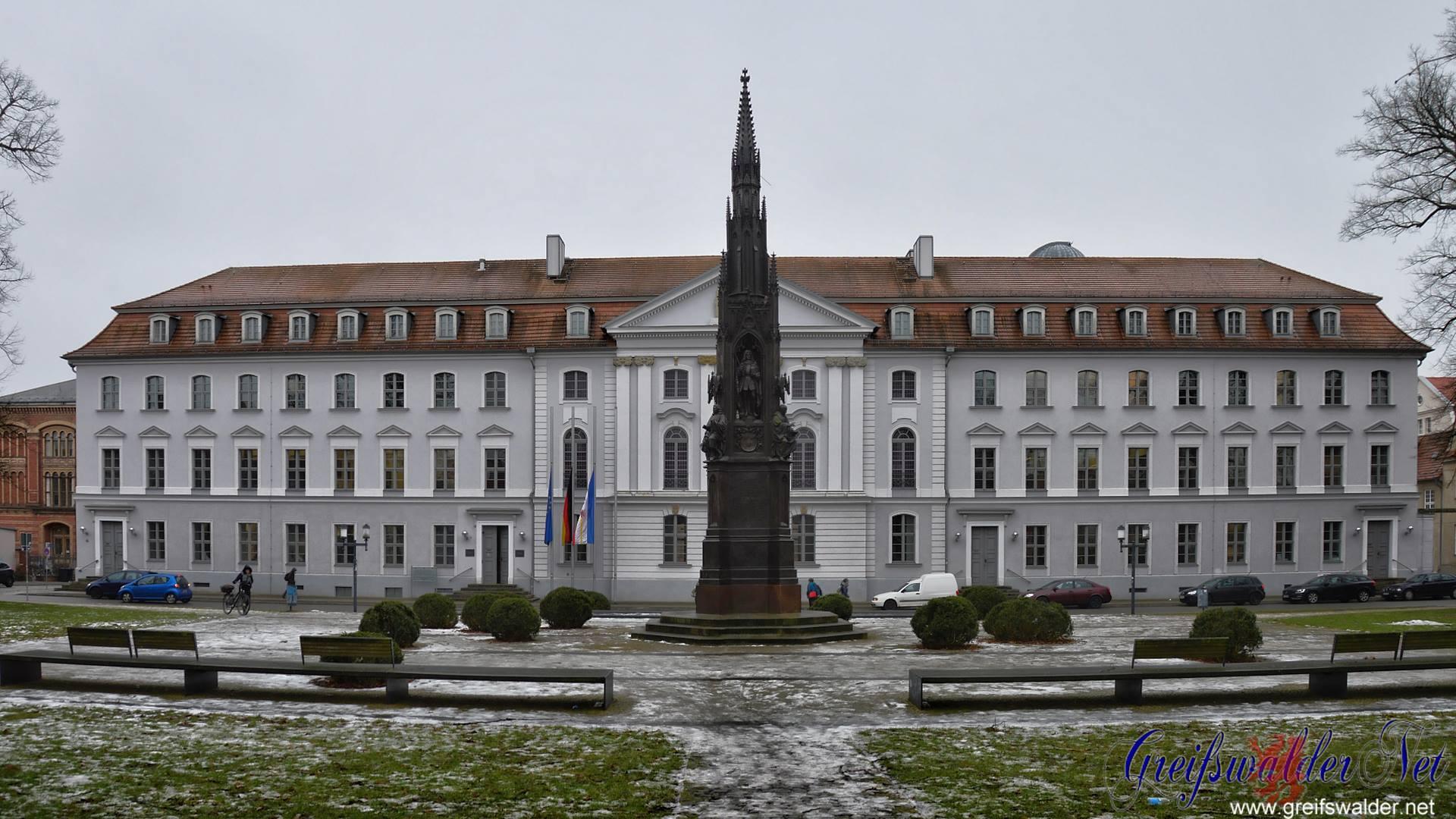 Ernst Moritz Arndt Greifswald