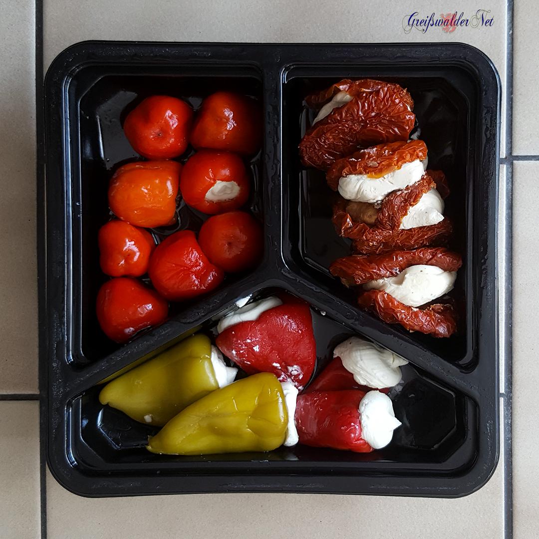 Mittagessen: Antipasti Mix