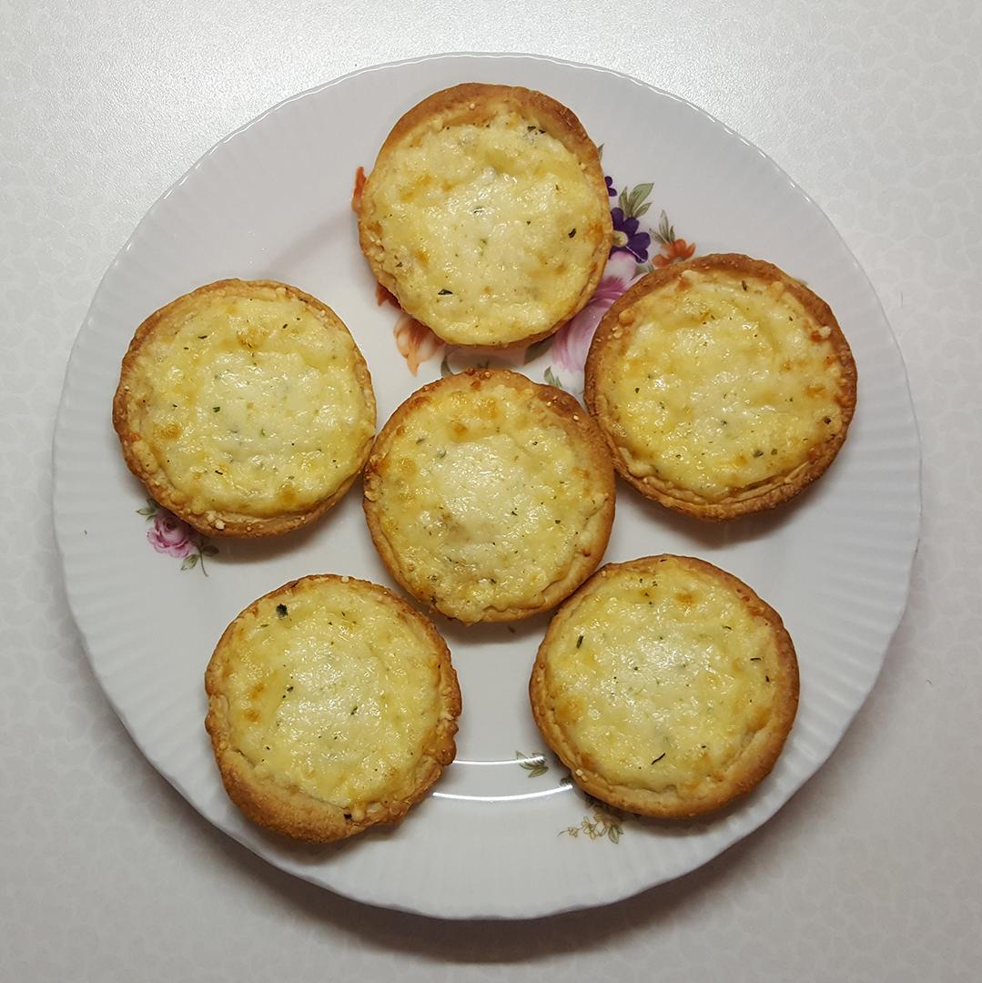 Piccolinis - Drei-Käse
