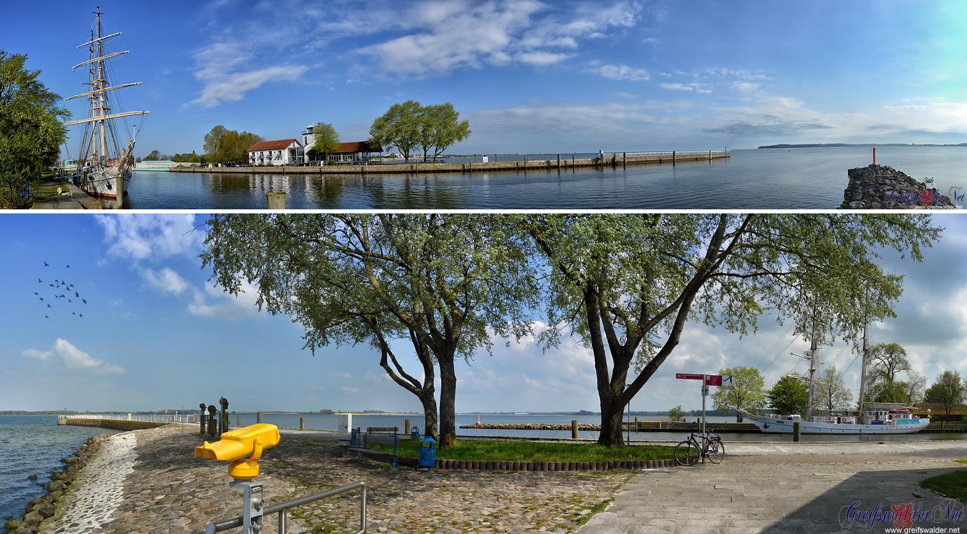 Impressionen aus Greifswald-Wieck