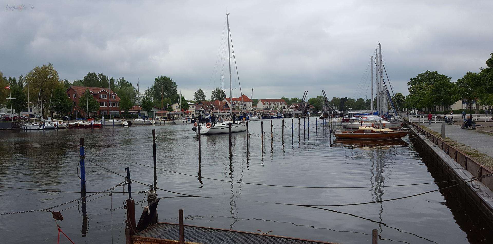 Freitagnachmittag in Greifswald-Wieck