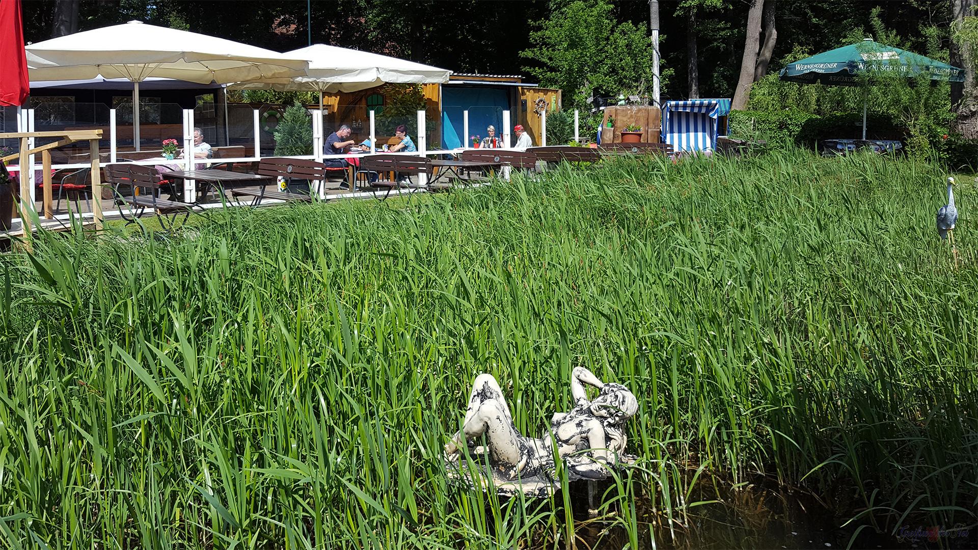 Wolgastsee auf Usedom