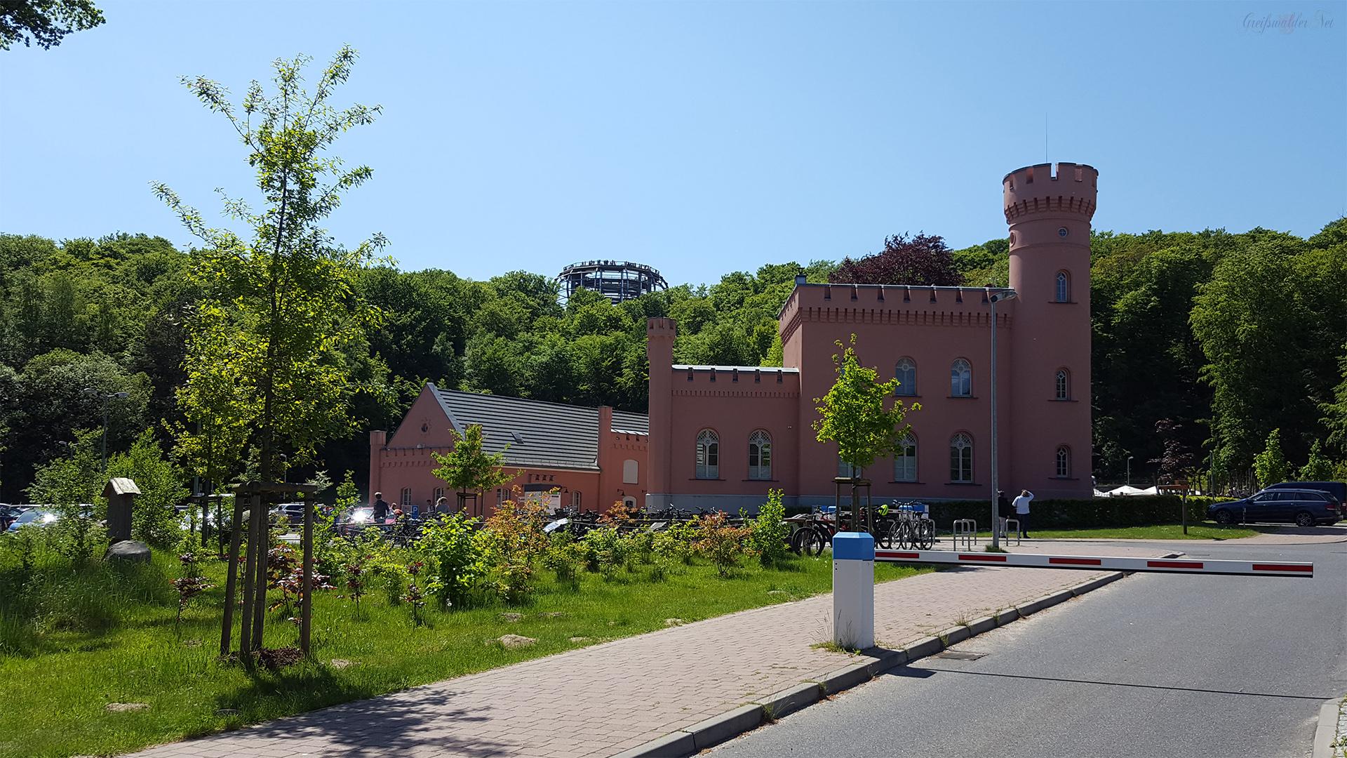 Baumwipfelpfad auf der Insel Rügen - Naturerbe Zentrum Rügen