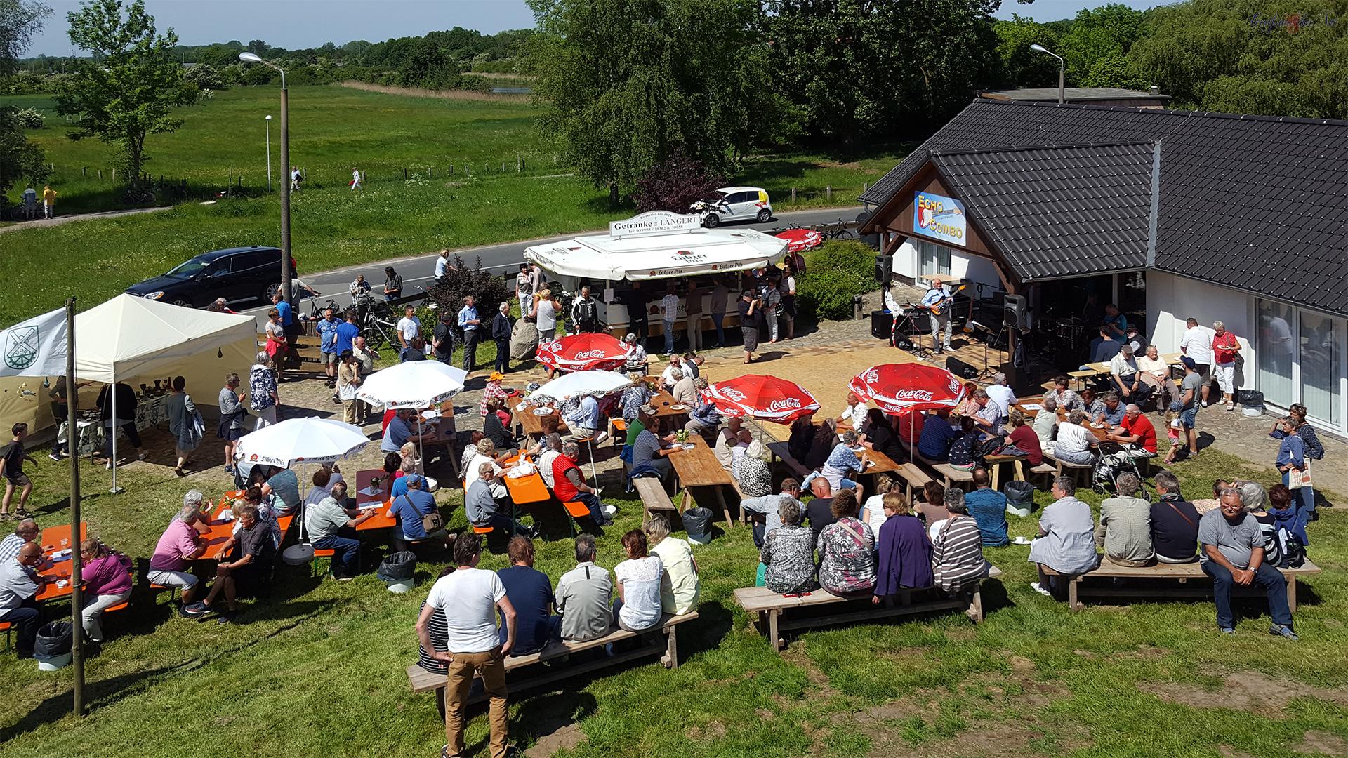 Mühlenfest 2018 in Greifswald-Eldena