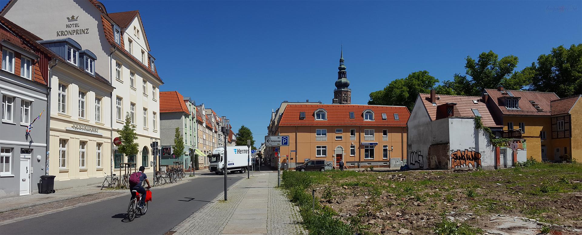 Greifswald - Lange Straße