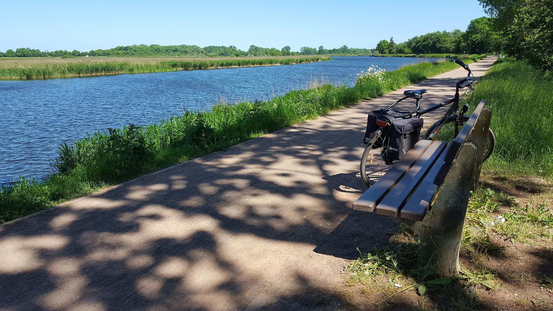 Treidelpfad Greifswald