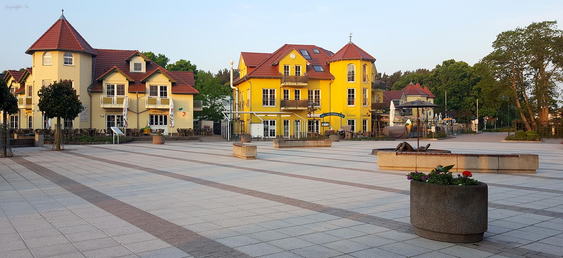 Strandpromenade Karlshagen