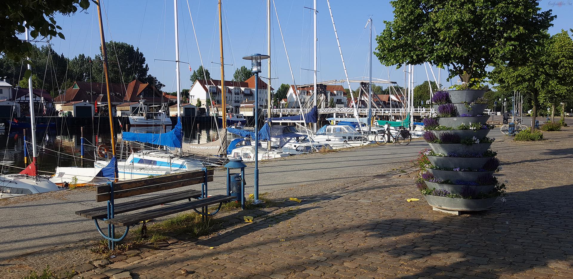 Guten Abend Greifswald-Wieck