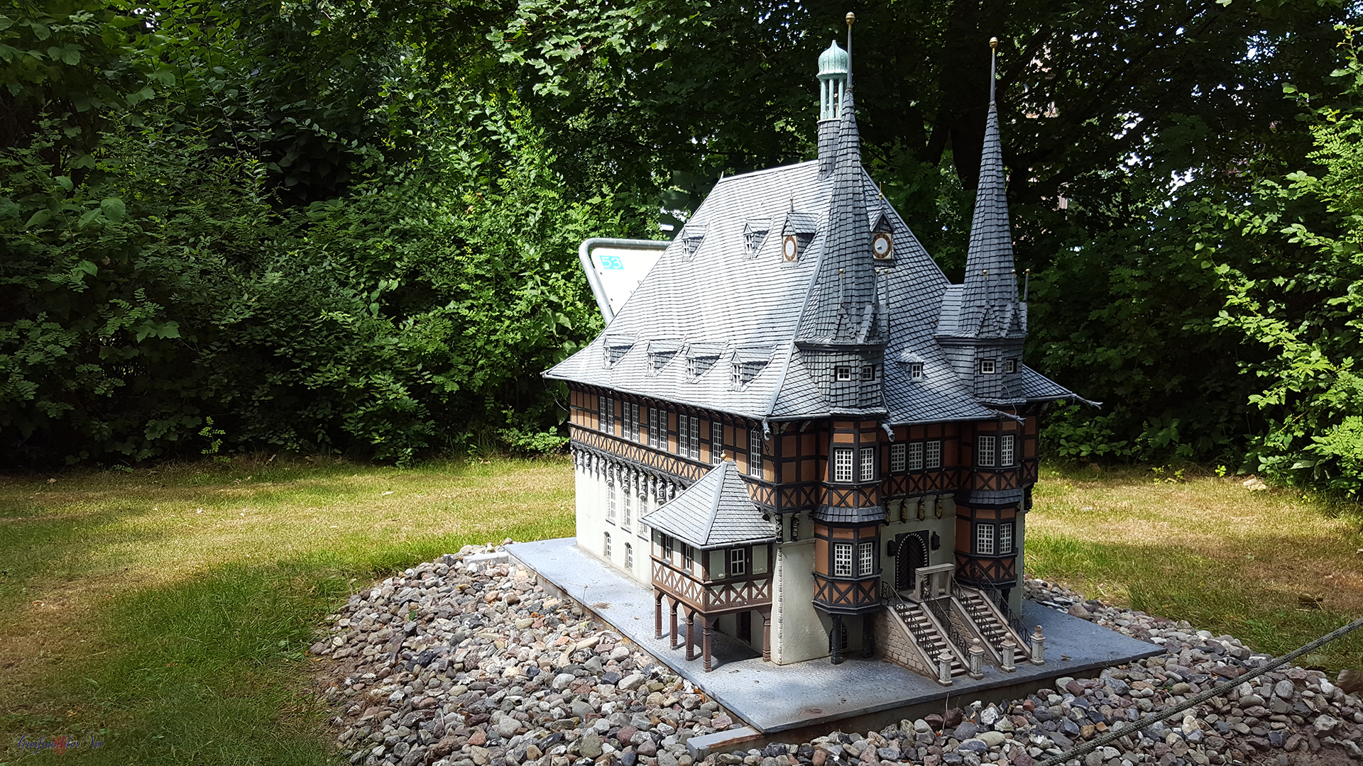 Rügenpark - Freizeit- & Miniaturenpark