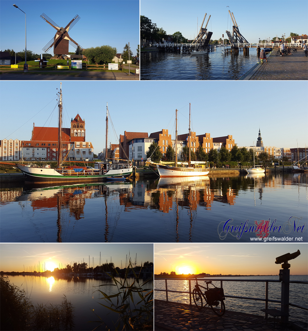 Sommer in Greifswald