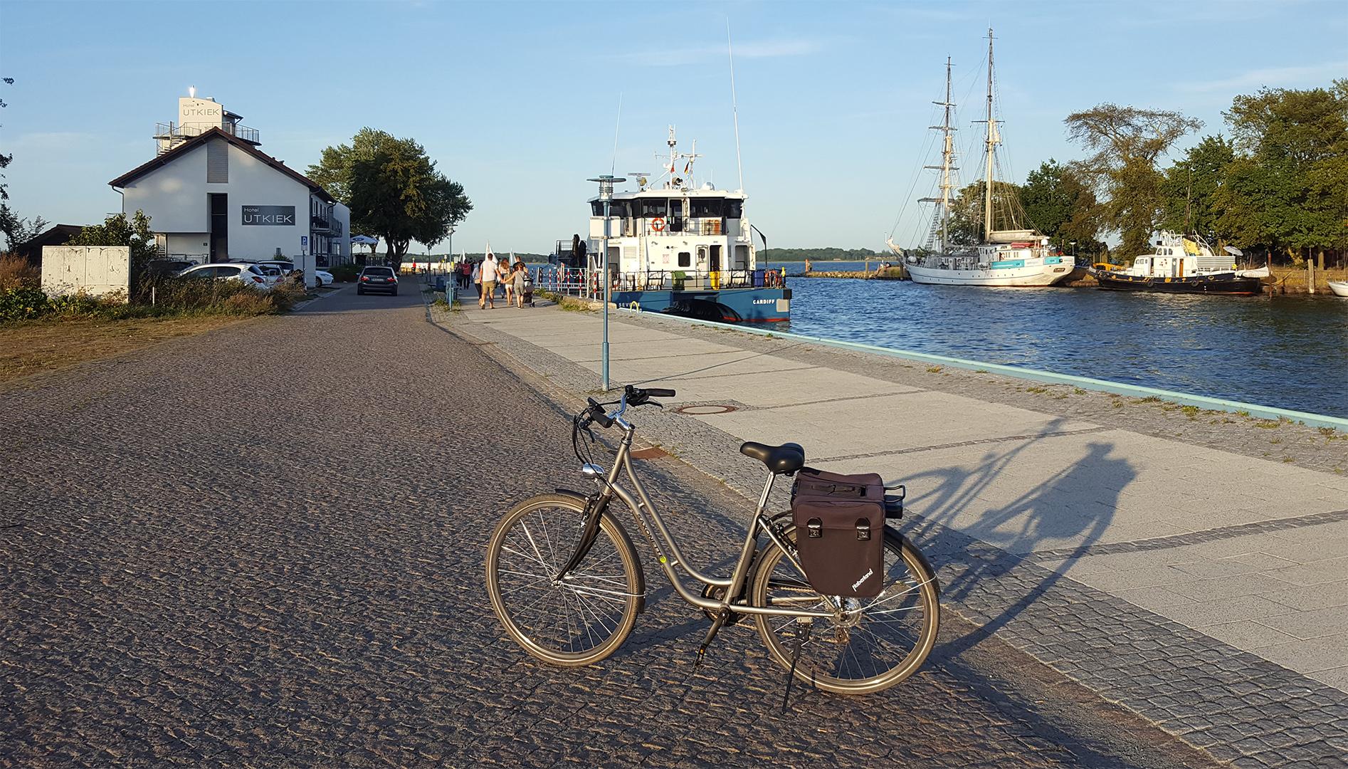 Spätsommerabend in Greifswald-Wieck