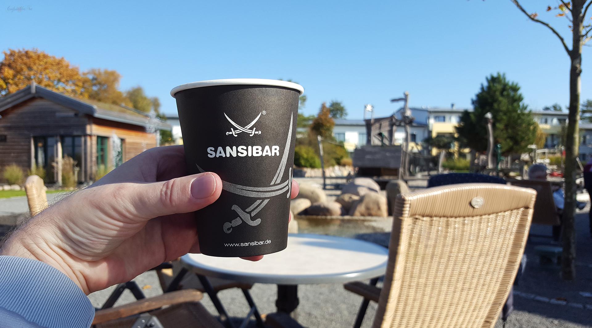 Kaffeepause - Piraten-Insel-Usedom in Trassenheide