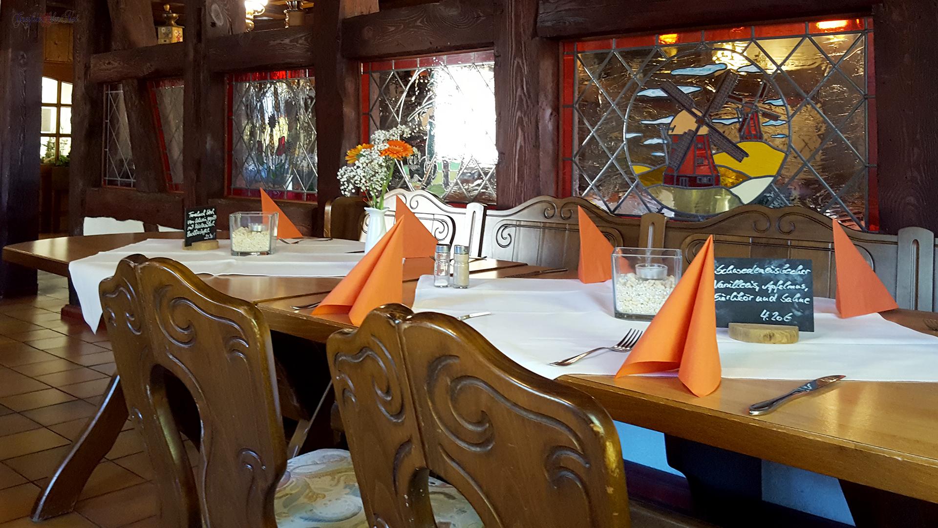 """Mühlenrestaurant - Hotel """"Demminer Mühle"""""""