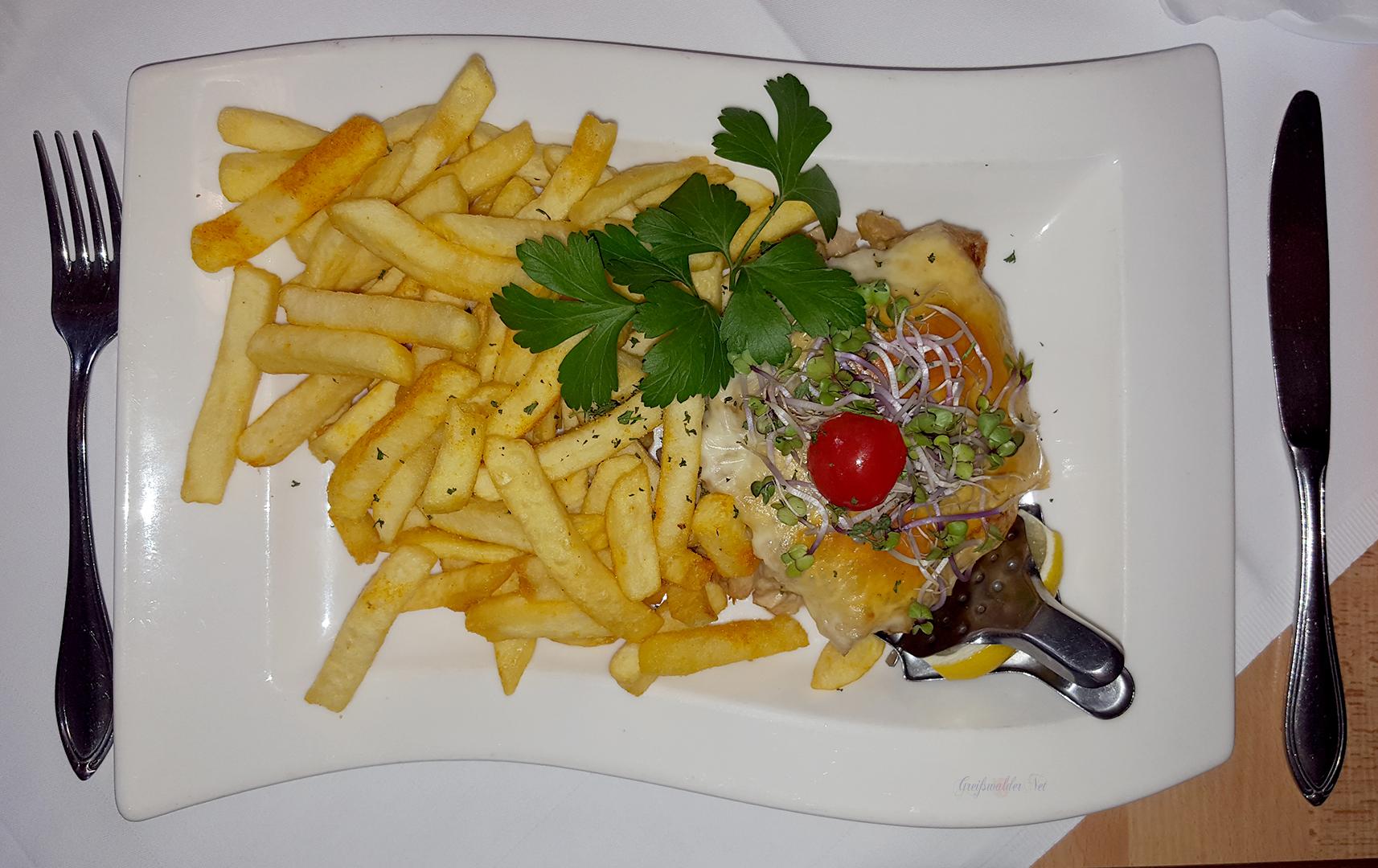 Cuisine Au Four   Steak Au Four Mit Wurzfleisch Und Pommes Frites Greifswalder Net
