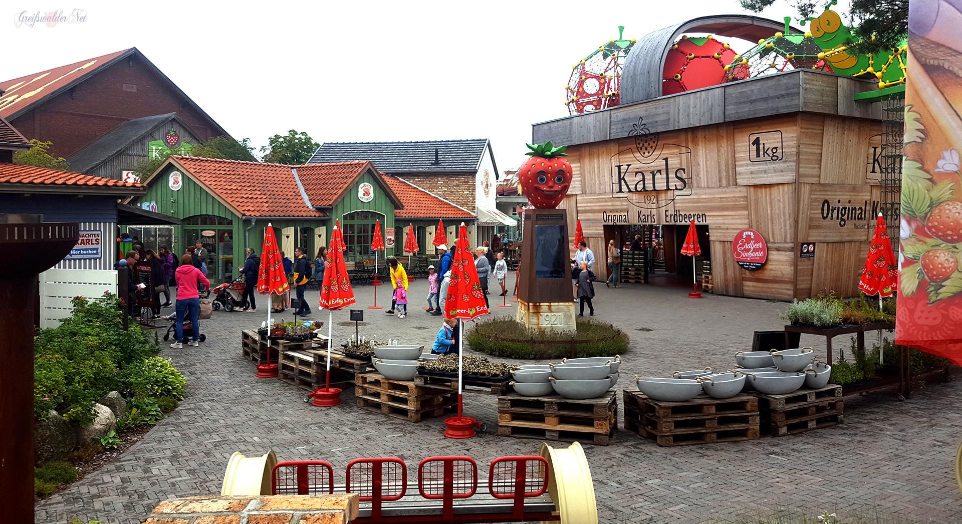 Karls Erlebnis-Dorf Rövershagen