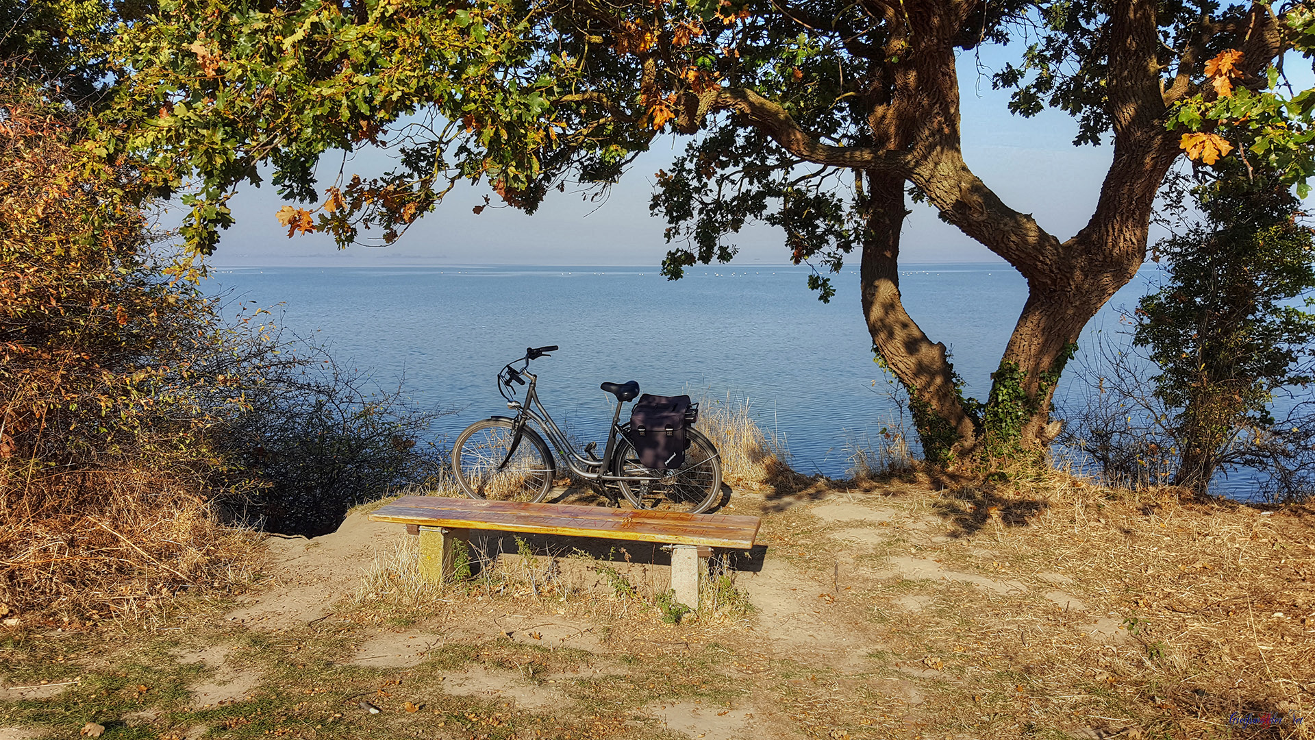 Aussichtspunkt Greifswalder Bodden