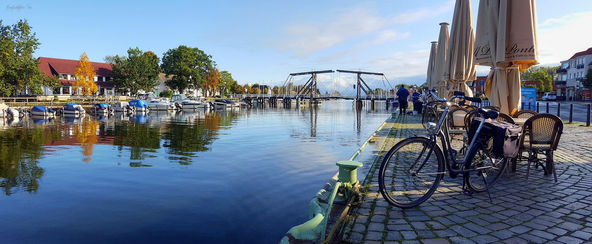 Herbst in Greifswald-Wieck