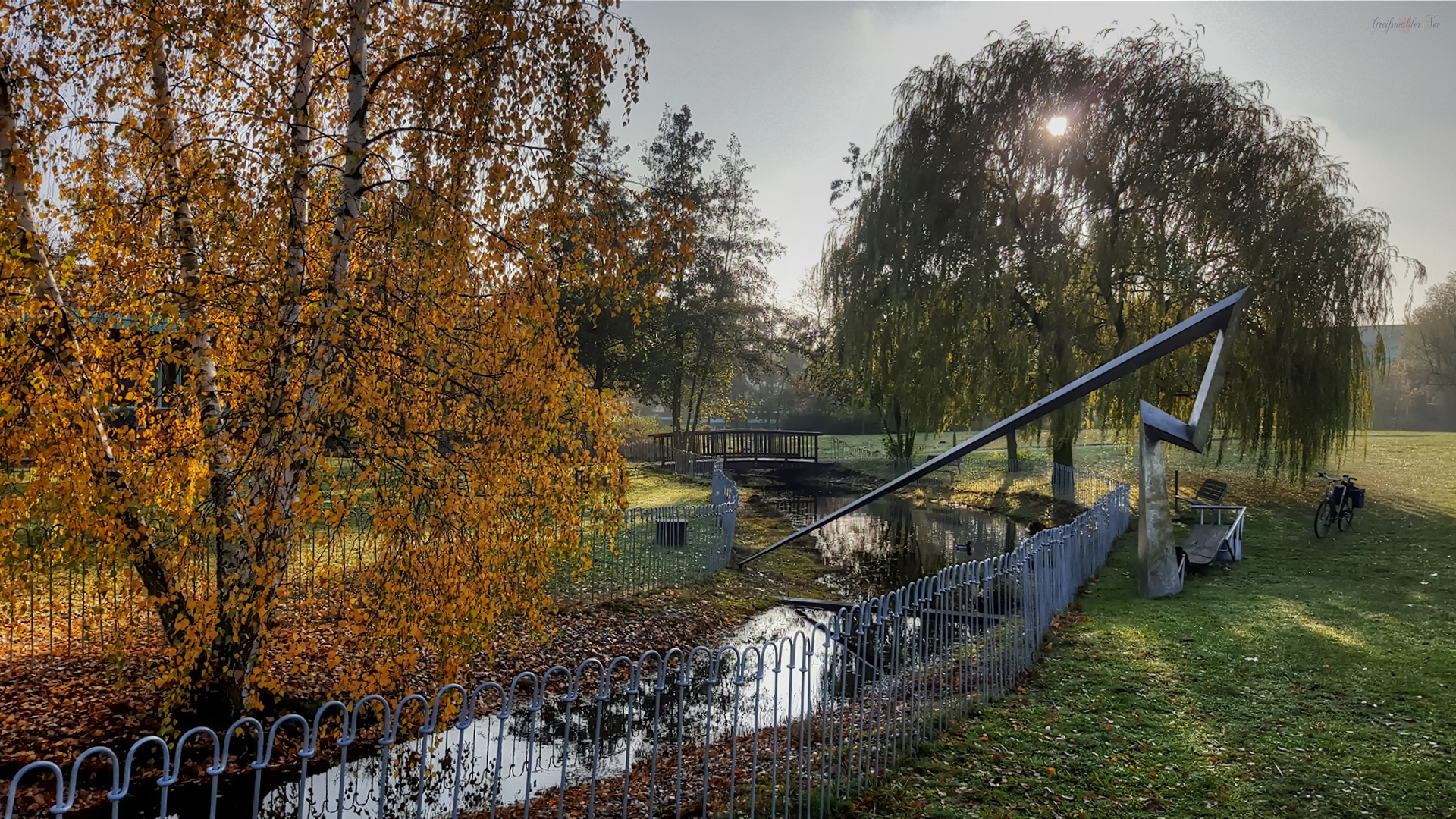 Herbststimmung in Greifswald