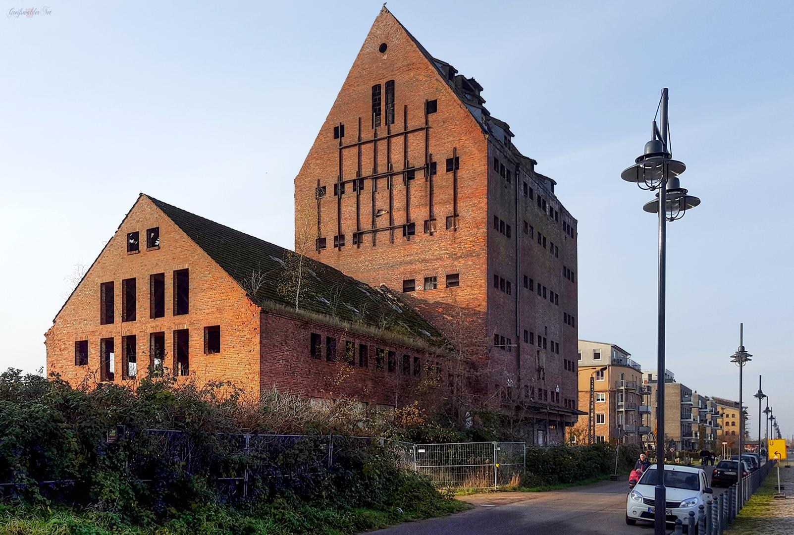 Alter Speicher Greifswald