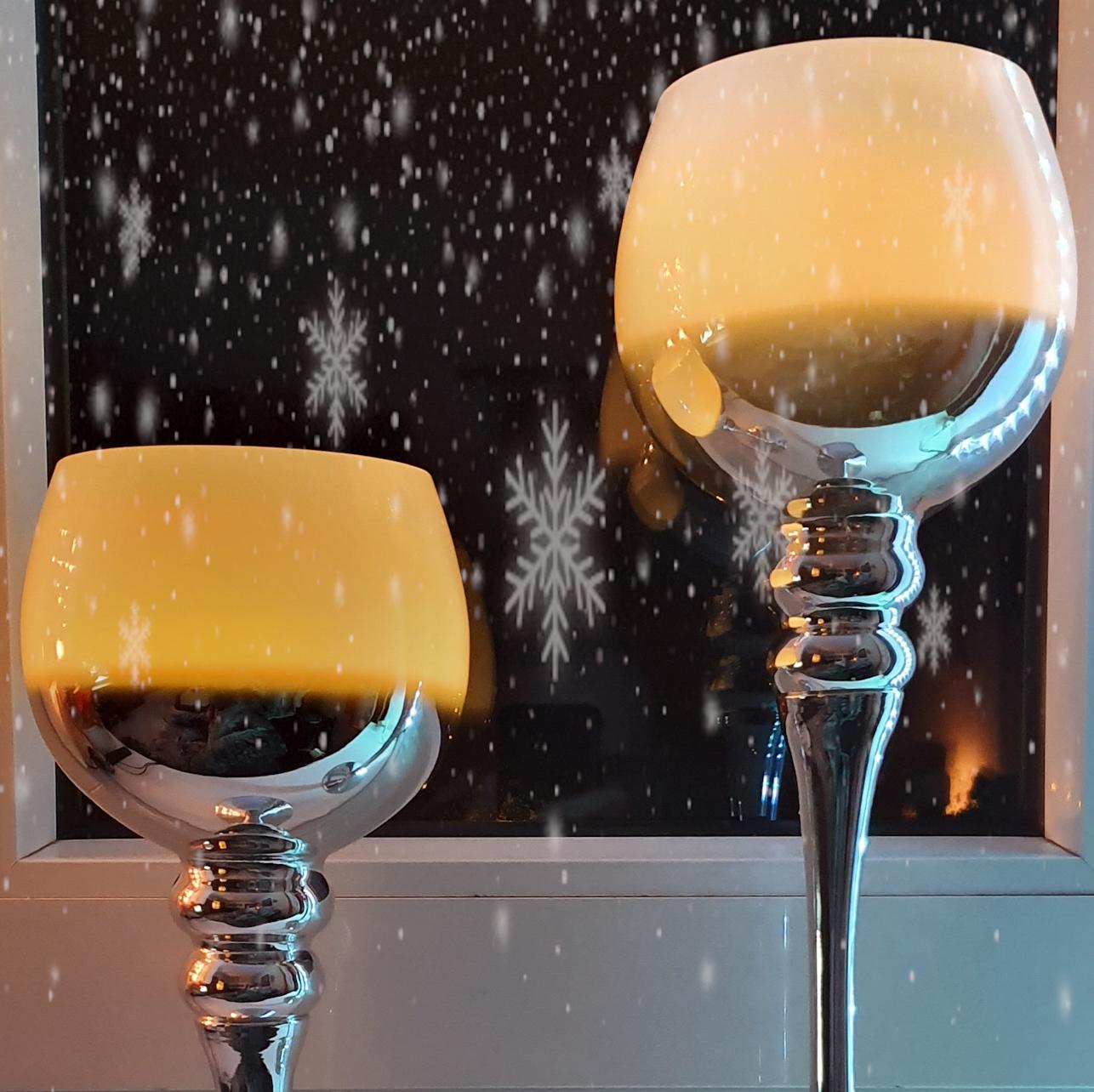 LED Kerzenhalter