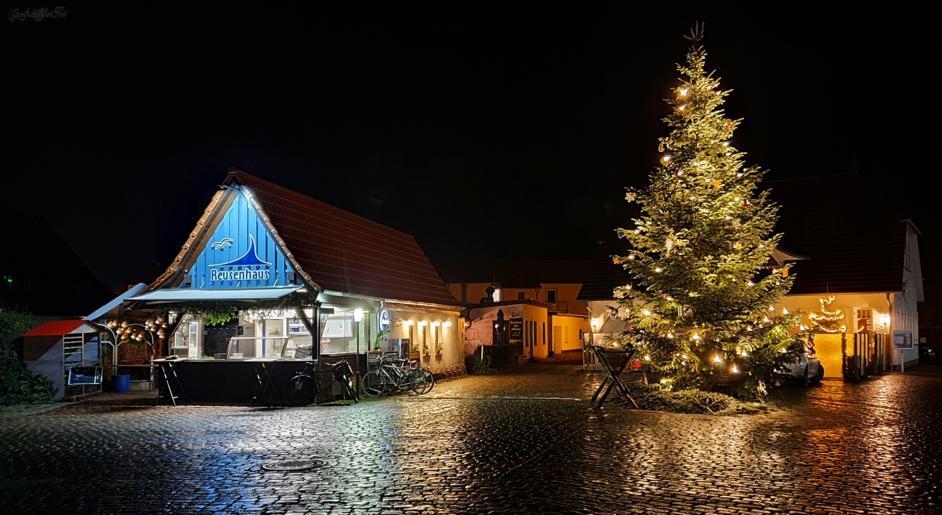 Advent in Greifswald-Wieck