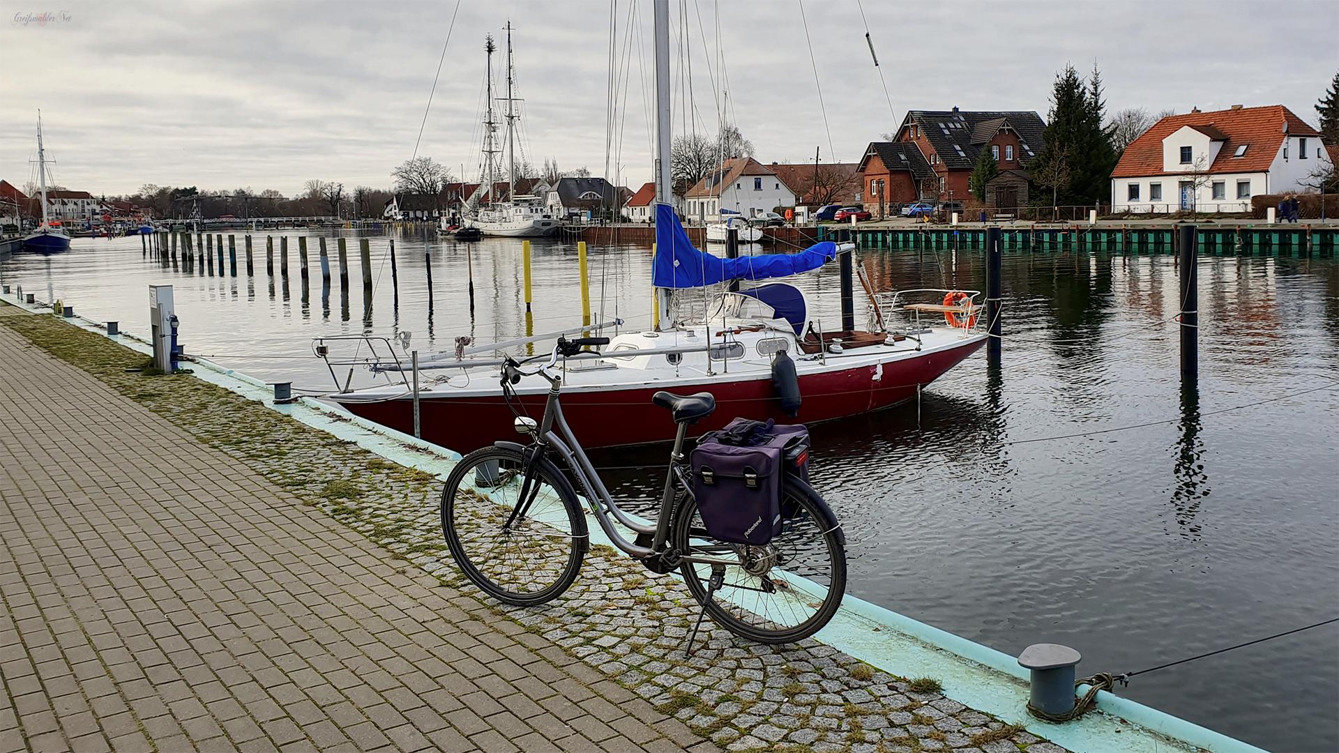 Samstagnachmittag in Greifswald-Wieck