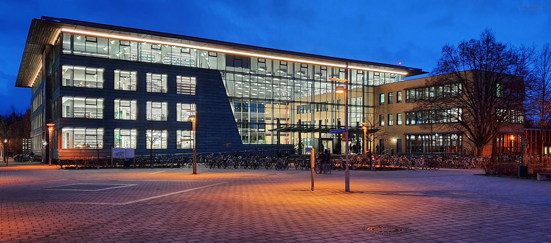 Universitätsbibliothek Greifswald am Berthold-Beitz-Platz