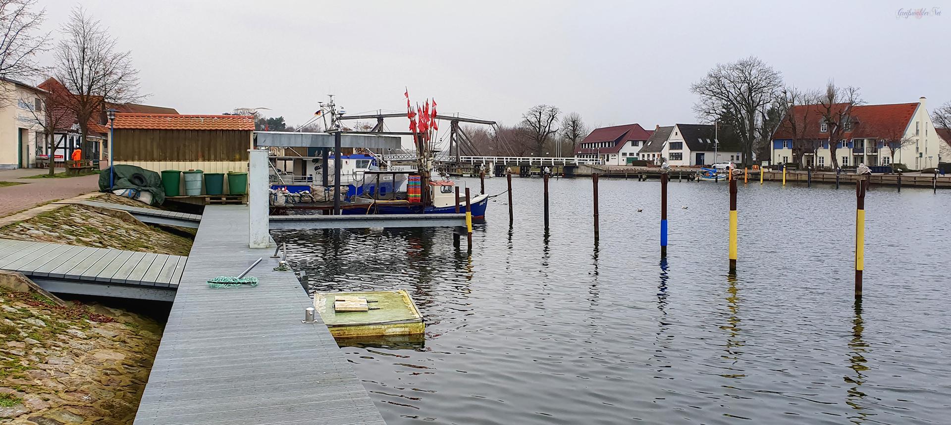 Wochenende in Greifswald-Wieck