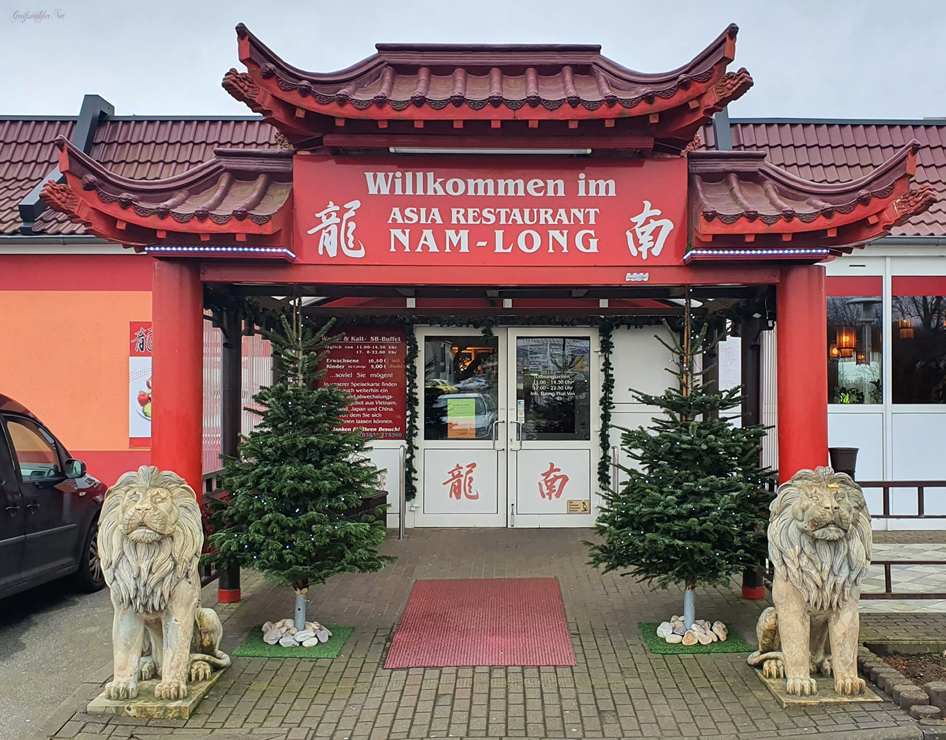"Asia Restaurant ""Nam Long"" in Neuenkirchen"