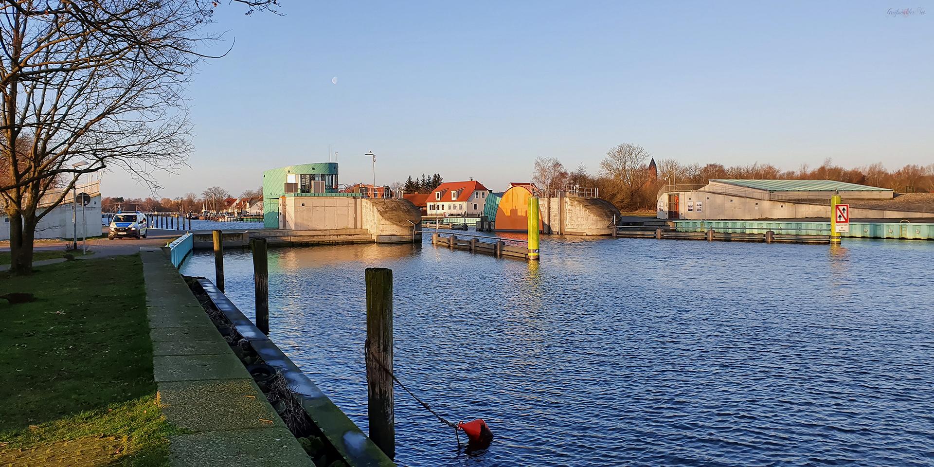 Sperrwerk Greifswald