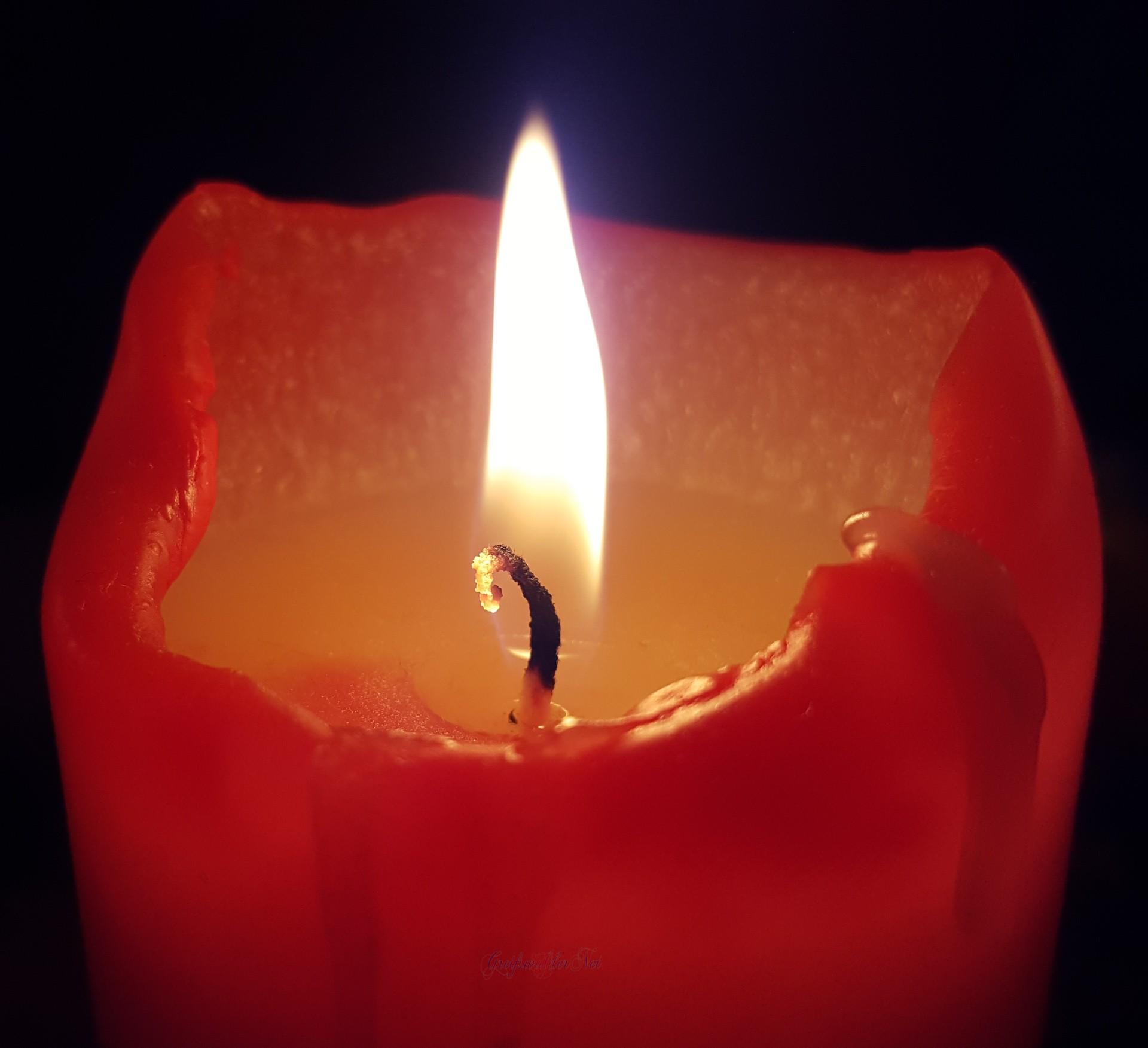 Gemütlichkeit bei Kerzenschein