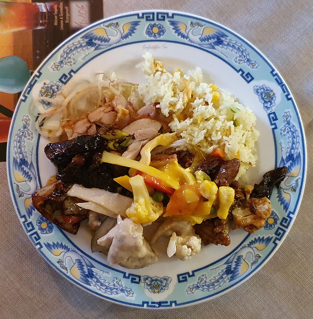 """Mittagessen asiatisch, Asia Restaurant """"Nam Long"""" in Neuenkirchen"""
