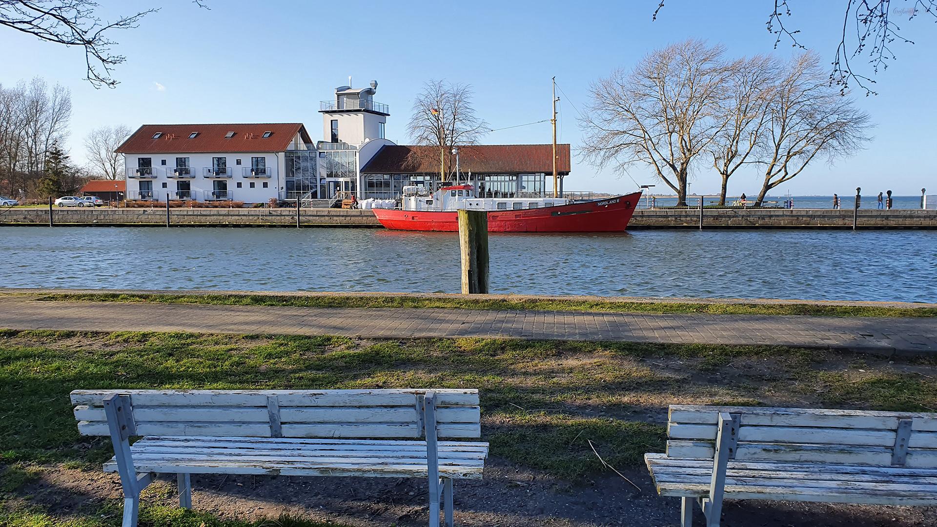 Utkiek in Greifswald-Wieck