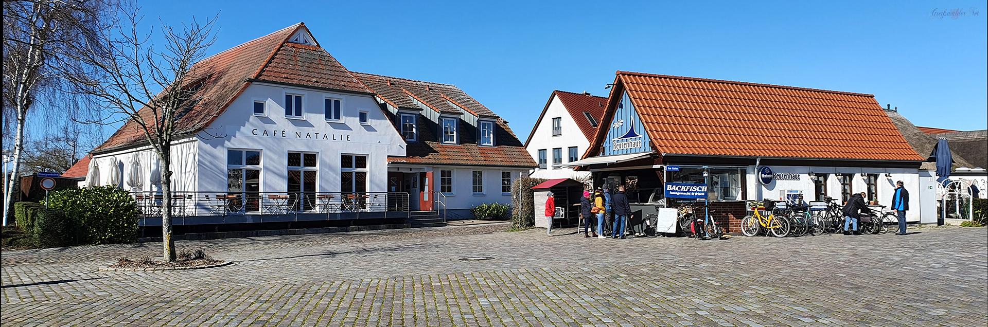 Vorfrühling in Greifswald