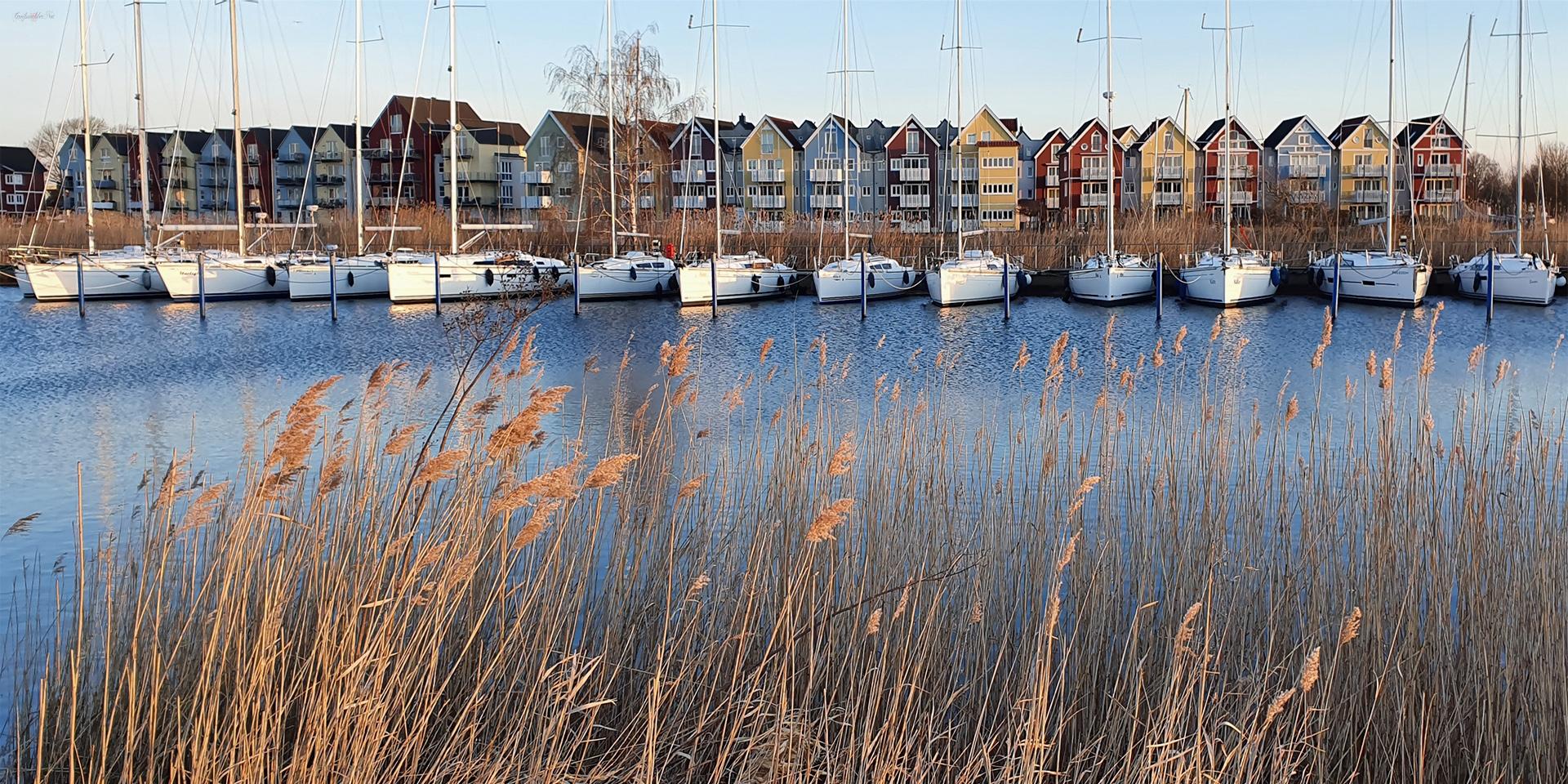 Sonntag am Ryck in Greifswald
