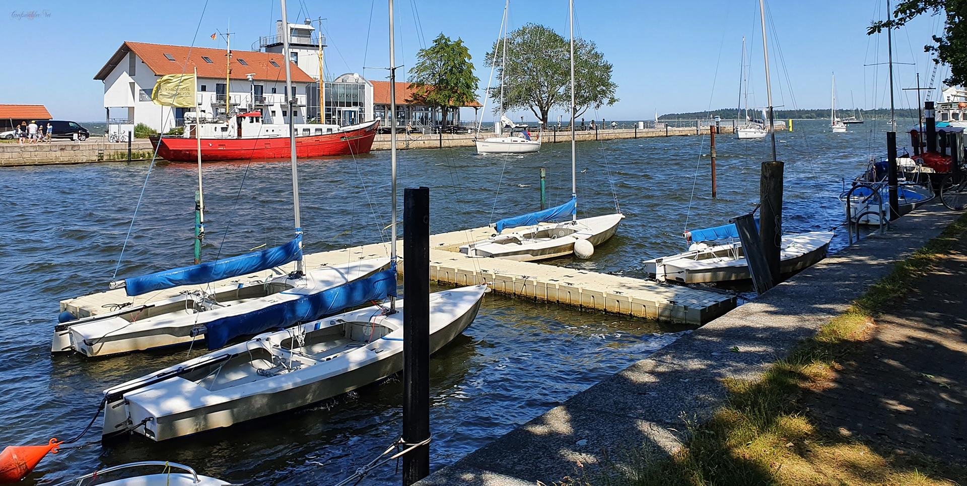 Sonntagnachmittag in Greifswald-Wieck