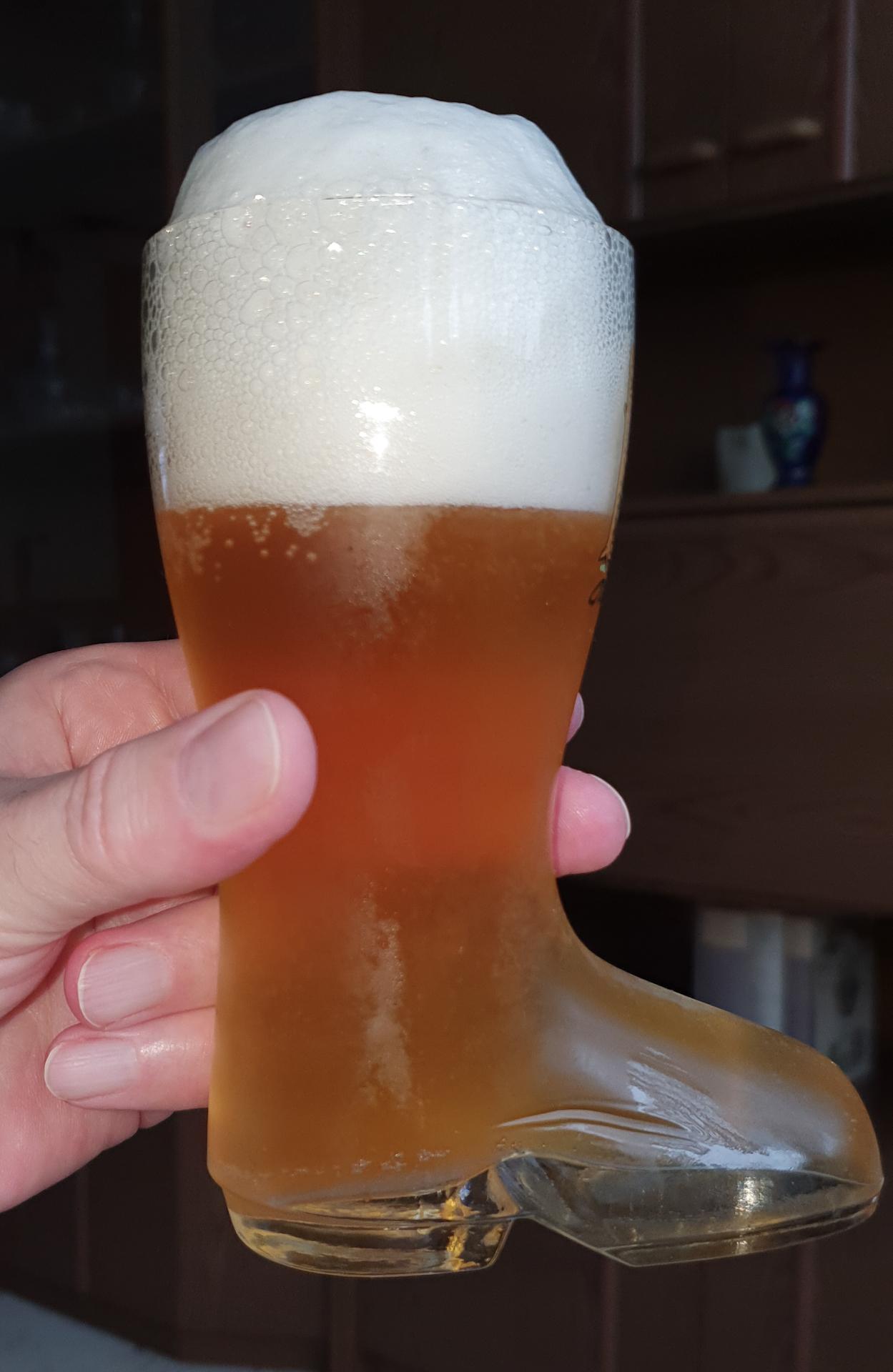 Kühles Bierchen, ERDINGER Weißbier Alkoholfrei