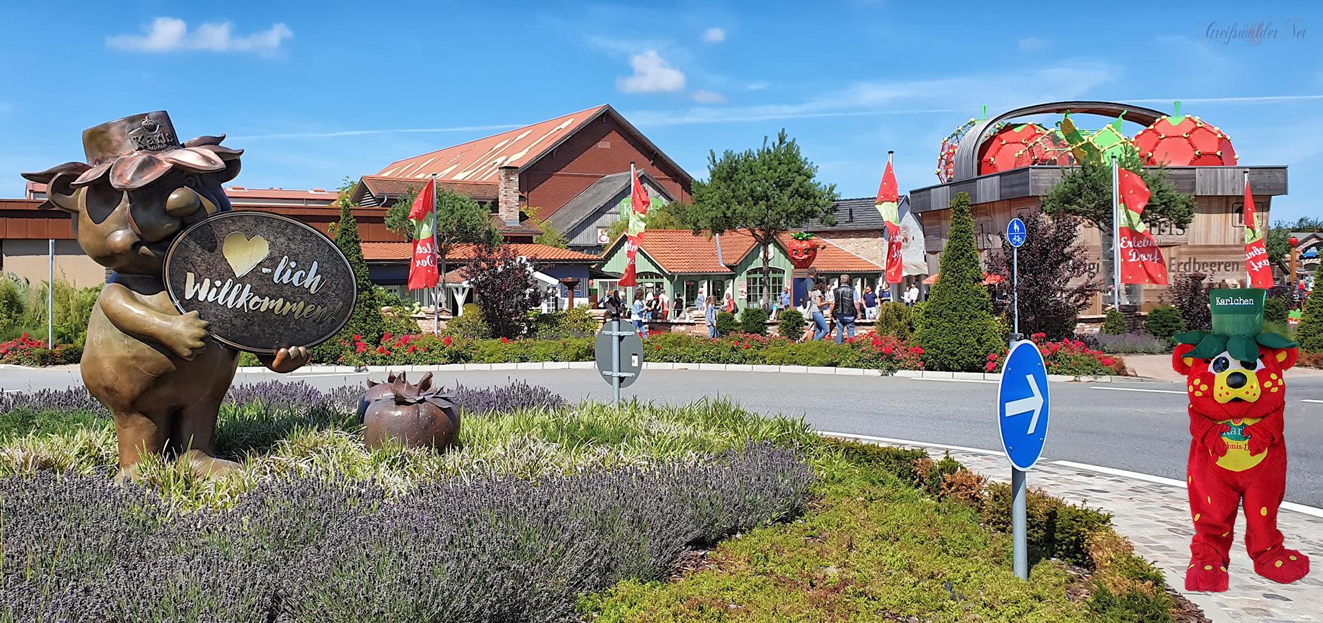 Karls Erlebnis-Dorf - Freizeitpark Rövershagen
