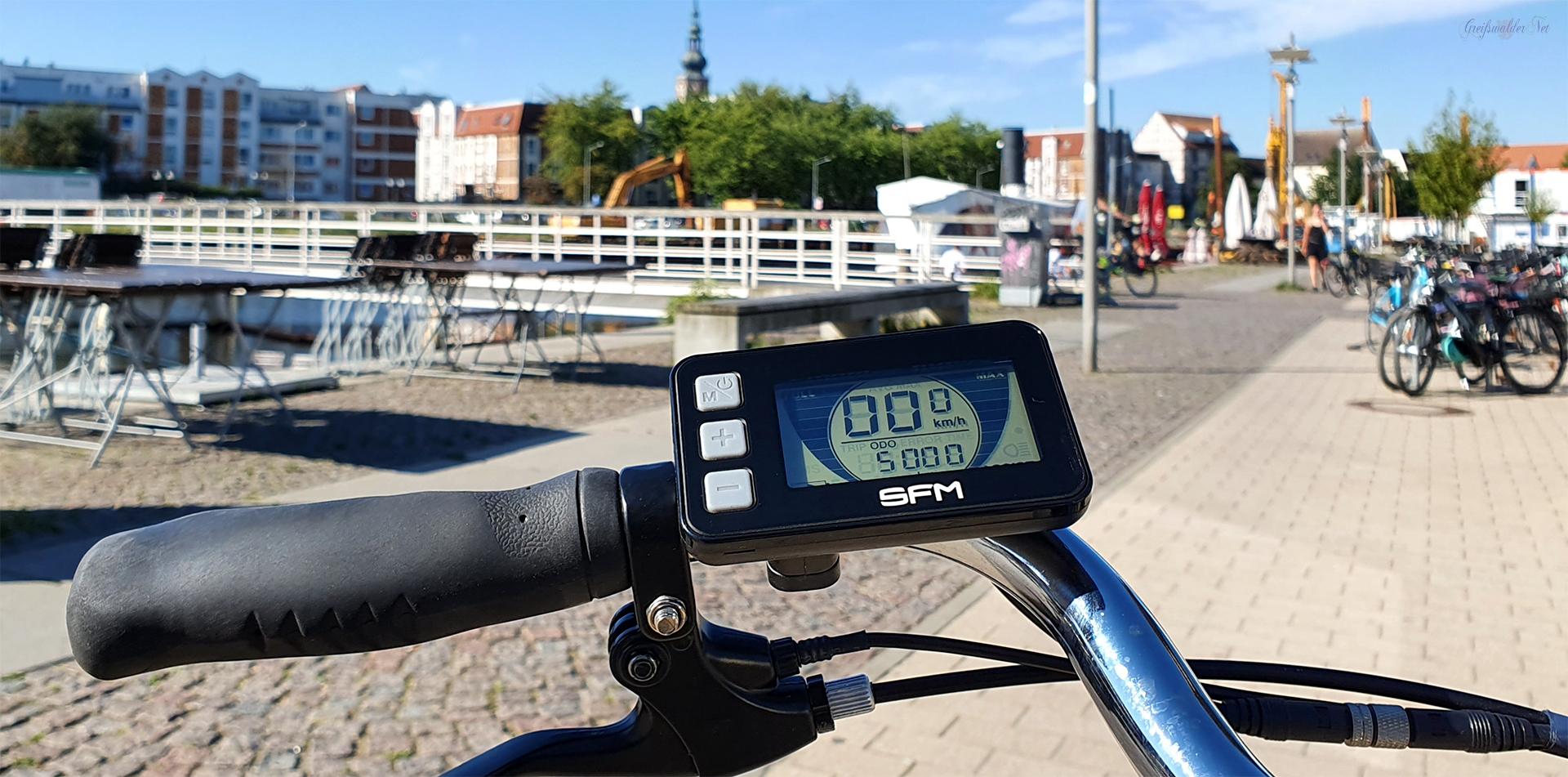 5.000 km insgesamt mit dem Pedelec gefahren