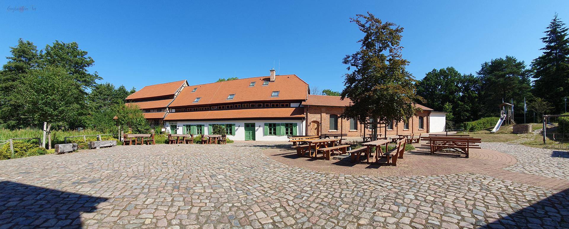 Wassermühle Hanshagen