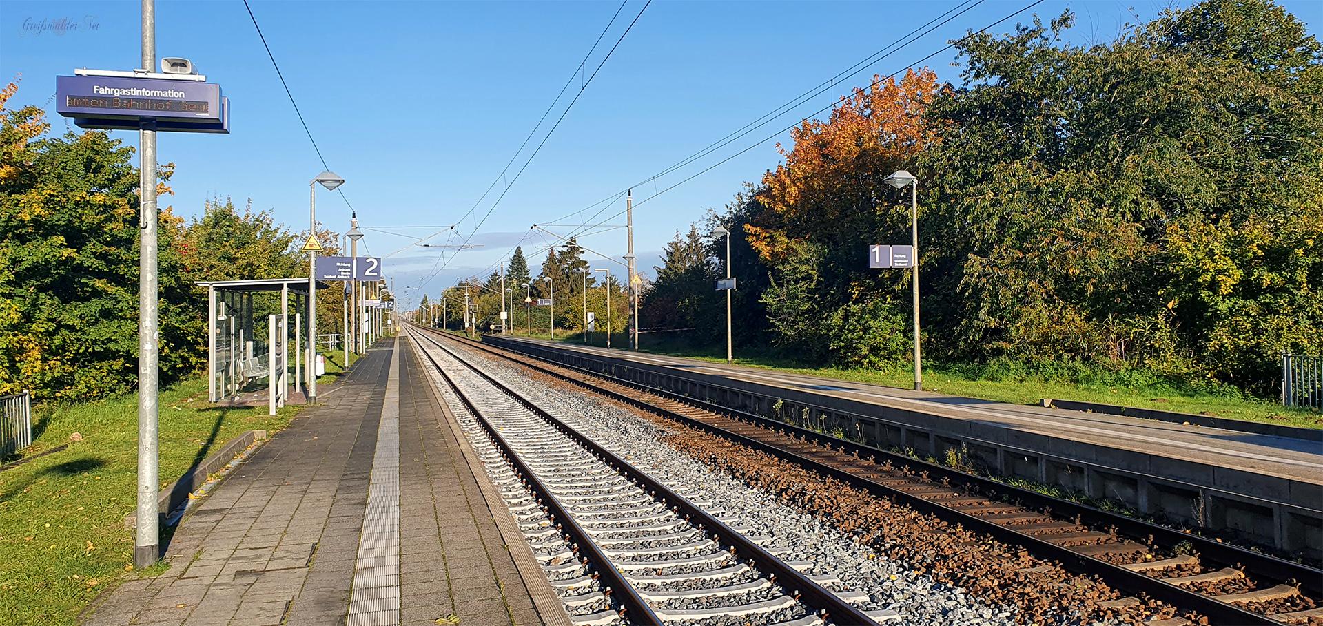 Bahnhof Süd Greifswald
