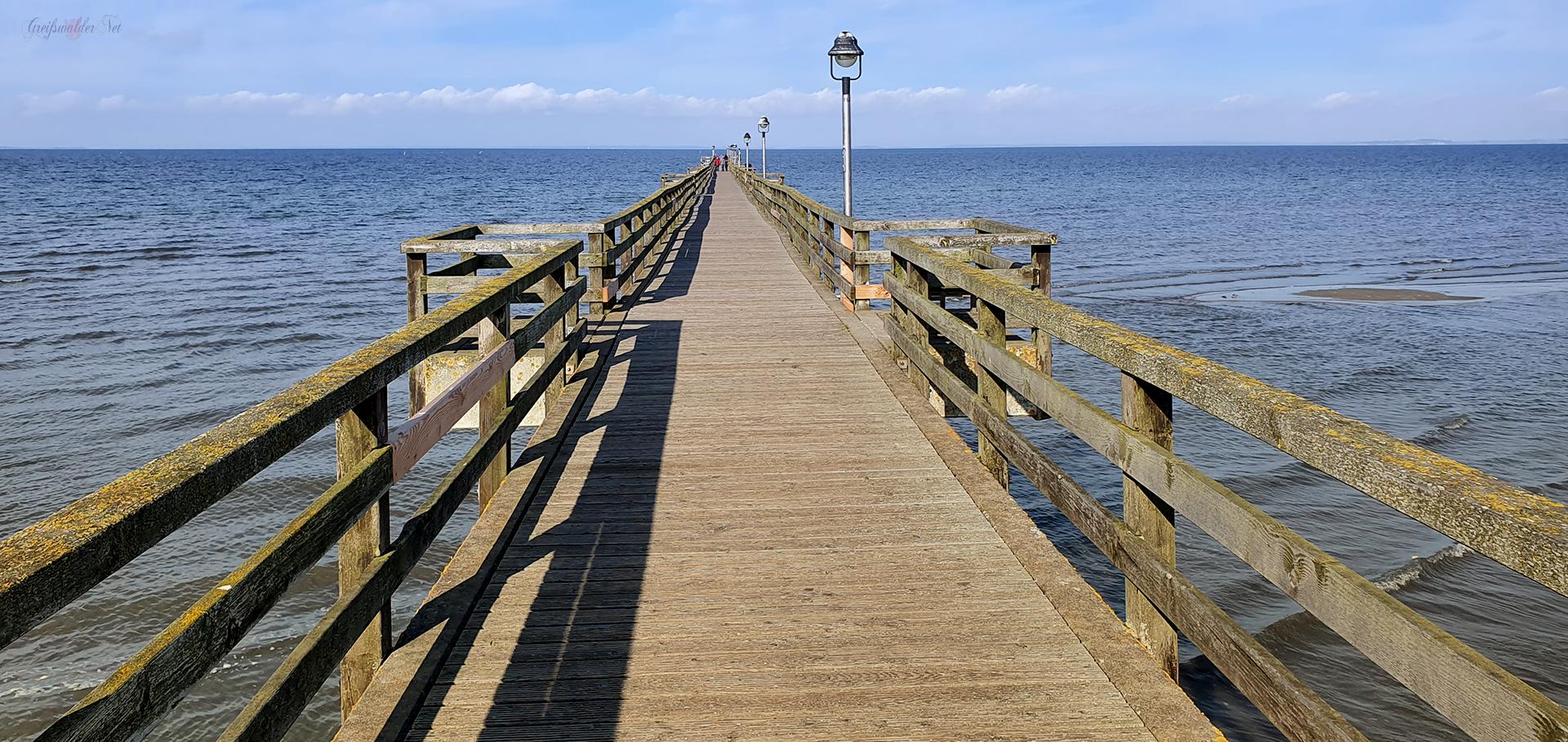 Seebrücke Lubmin