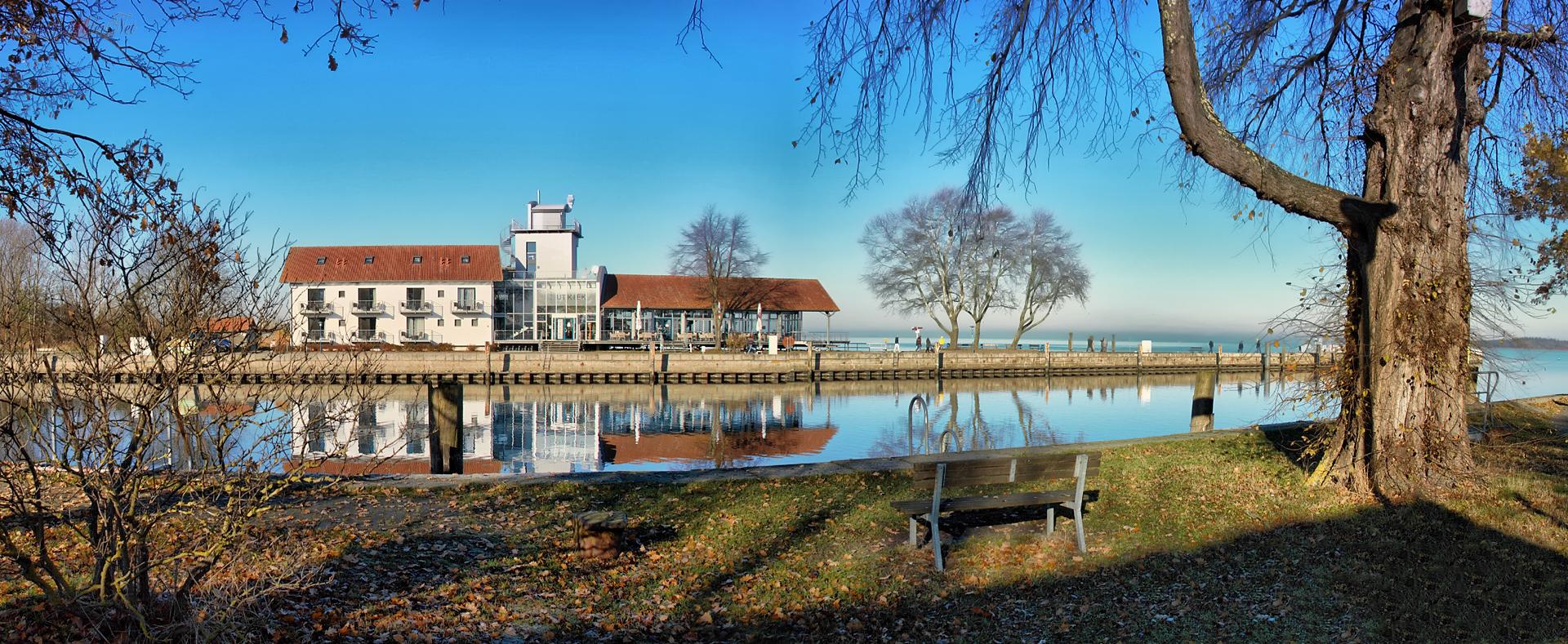 Herbstliches Greifswald-Wieck