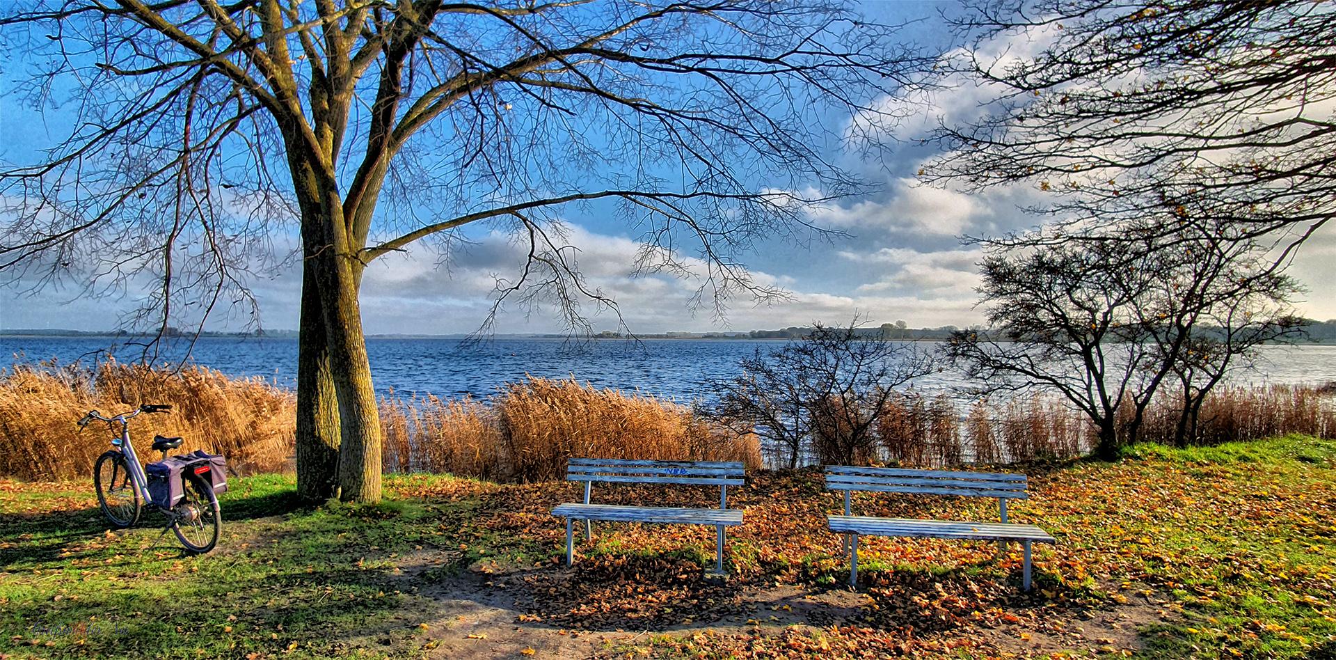 Ruhe und Entspannung in Greifswald-Wieck