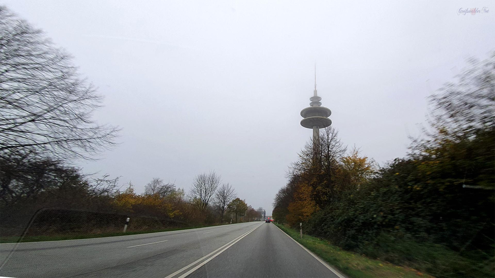 Fernmeldeturm Bad Segeberg