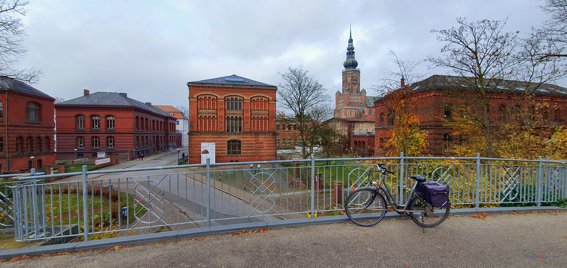 Universitäts- und Hansestadt Greifswald